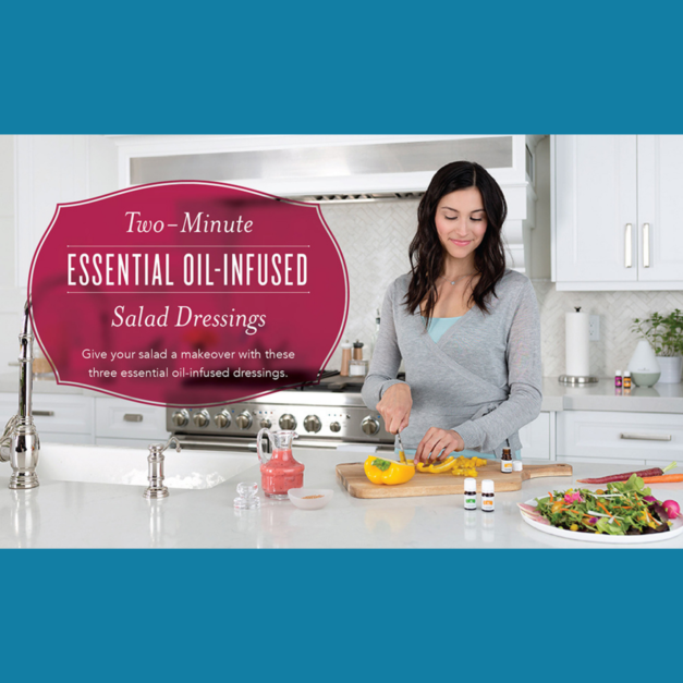 Two-Minute Salad Dressing Recipes