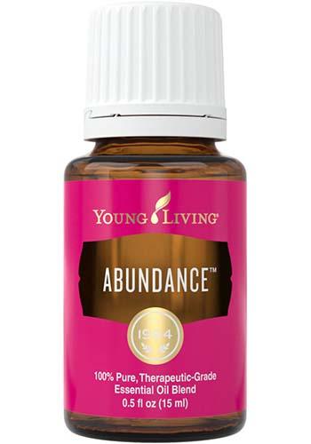 Young Living Abundance oil