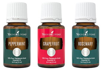 Wake Up & Think Essential oil combination