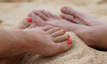 4 Simple Things you can do for Blissful Toes for Summer!