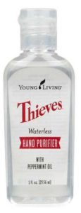 Young Living Thieves Waterless Hand Sanitizer