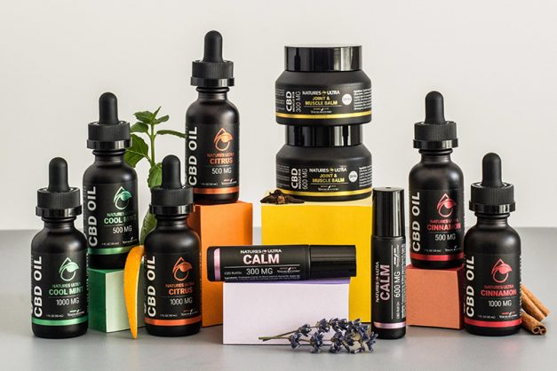 CBD by Nature's Ultra
