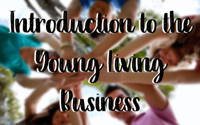 Why do the Young Living Business?