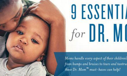 9 Essentials for Dr. Mom