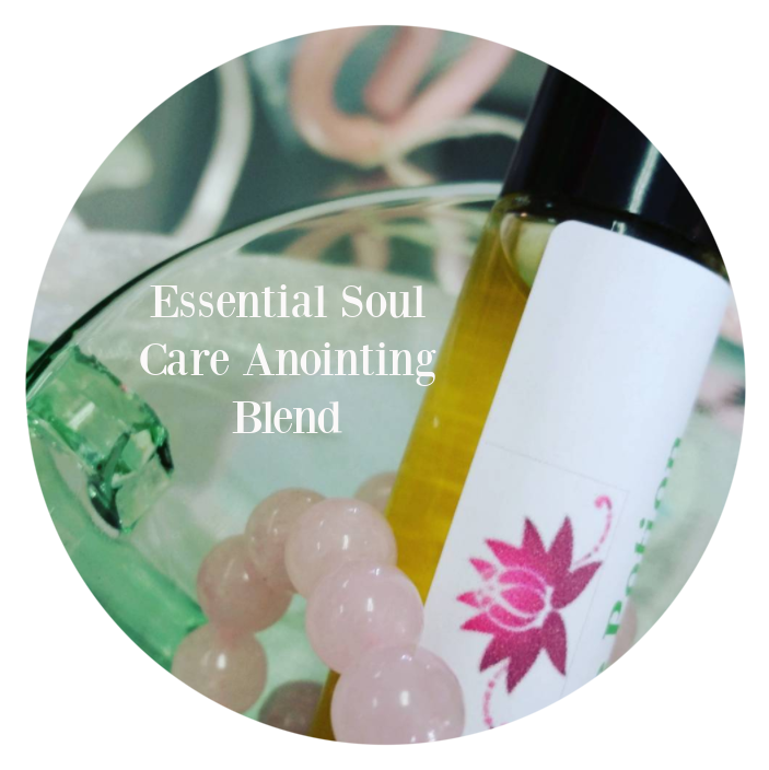 essential soul care anointing blend