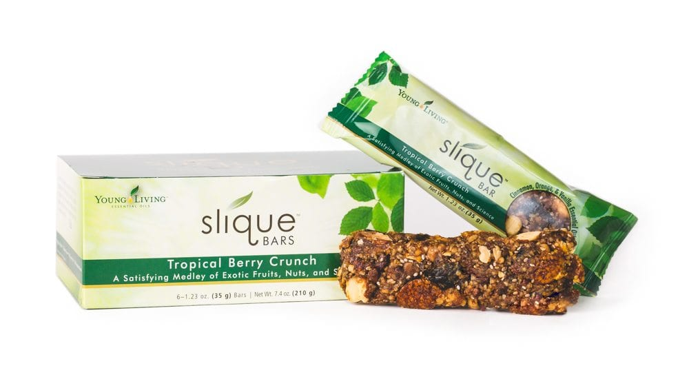 Slique Bars by: Young Living