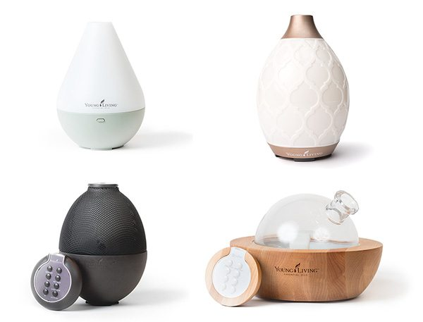 How to use your Young Living Diffuser